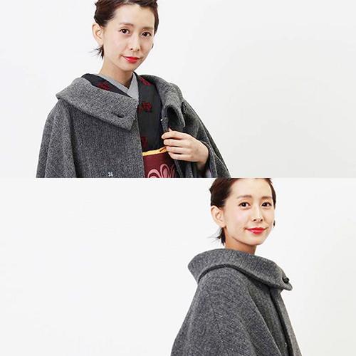冬のおすすめカジュアル着物