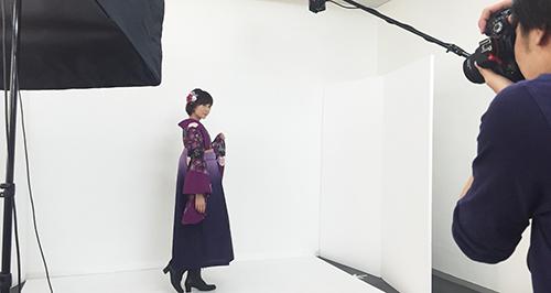 袴のモデル撮影-01