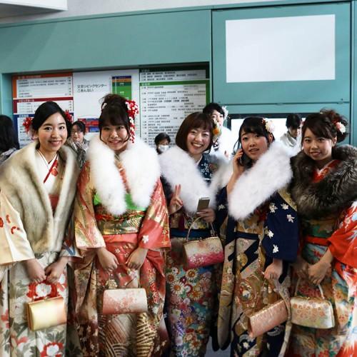 文京区の成人式2016-2
