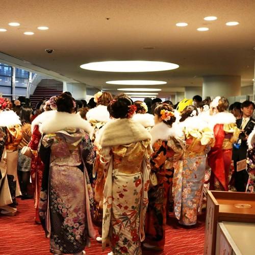 文京区の成人式2016