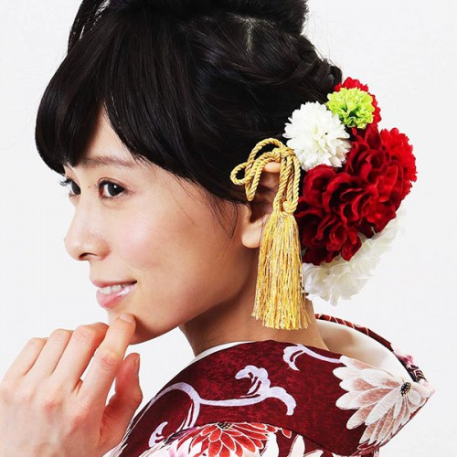 HanaMary髪飾りレンタルスタート