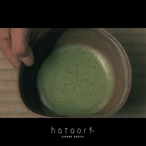 hataori channel vo.07 撮影の裏側 後編