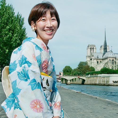 中村麻美のhataoriブログ トップ