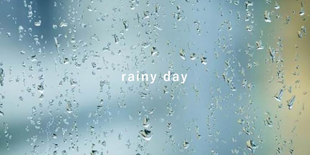 雨の日の着物レンタル