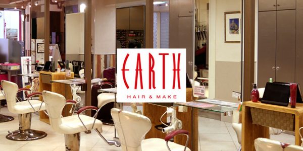 hataori SALON NAVI - EARTH 亀有店