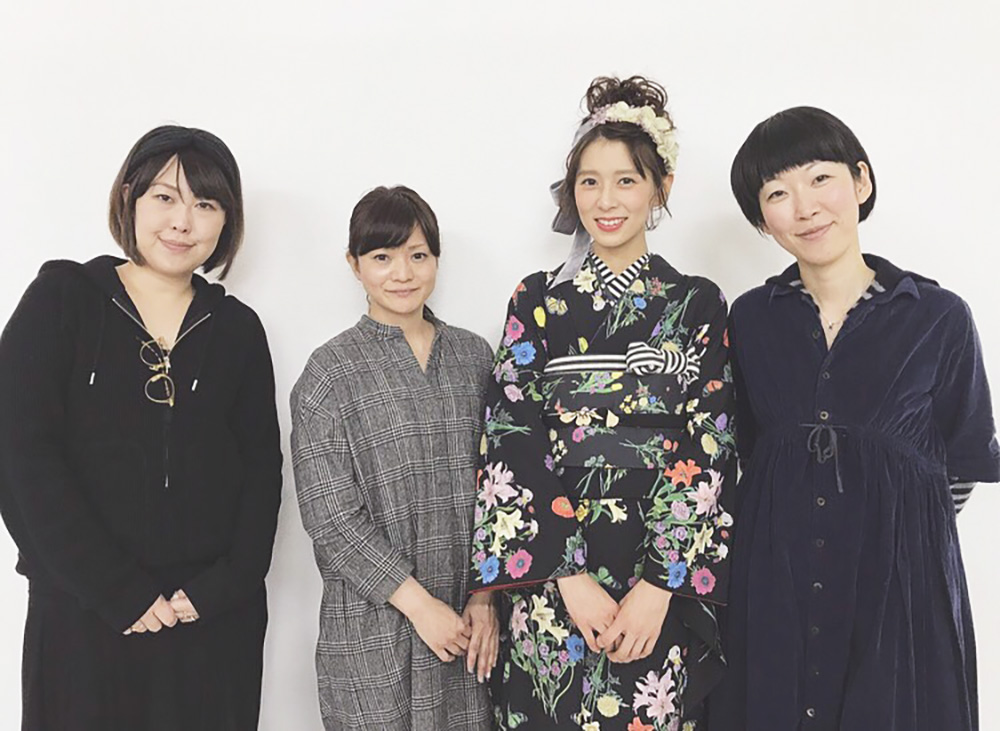hataori撮影 集合撮影 MarMuデザイナーと