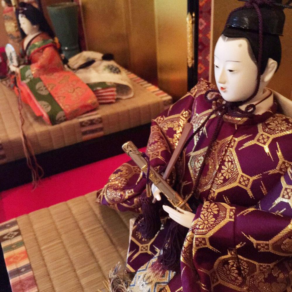 3月3日 ひな祭り 雛人形