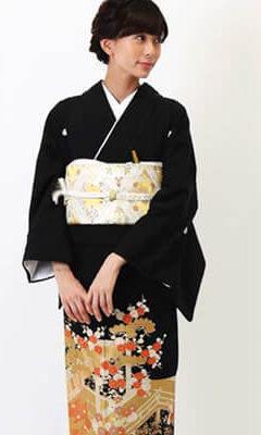 おすすめ黒留袖レンタル_菊金彩