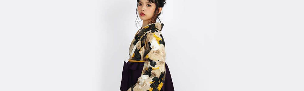 おすすめHAO・卒業式袴レンタル |【HAO】パンジーの花屋