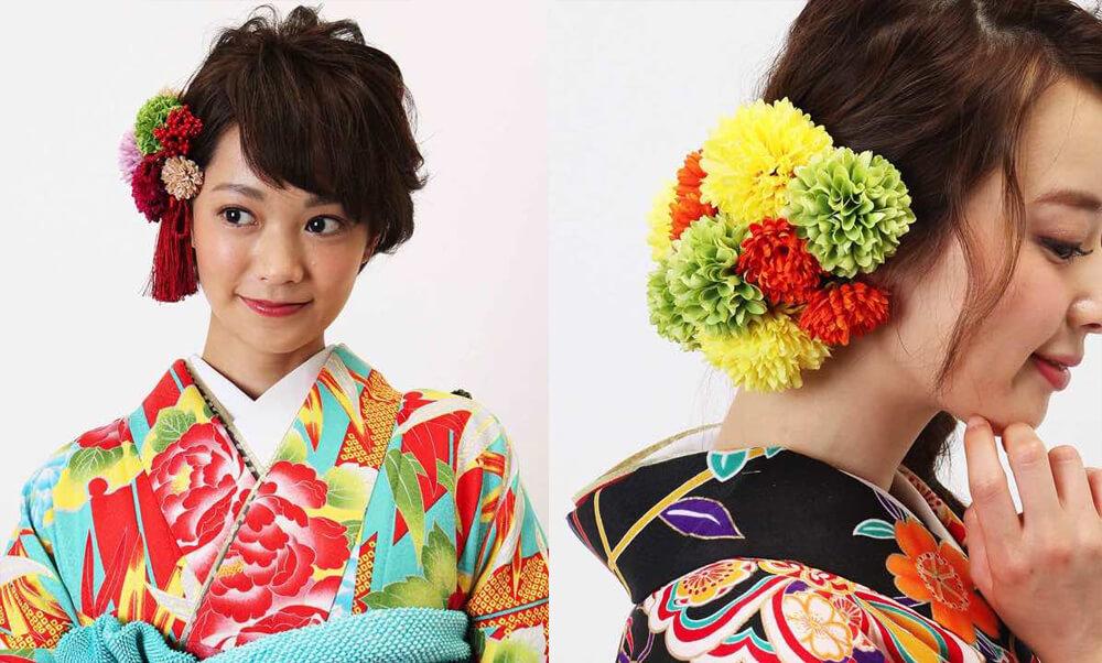おすすめ髪飾りレンタル | HanaMaryの髪飾りをhataoriでレンタル