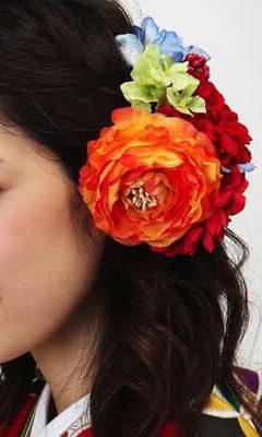 おすすめ髪飾りレンタル | HanaMaryの髪飾り