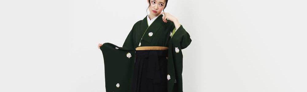 おすすめ卒業式袴レンタル | 緑青遊兎