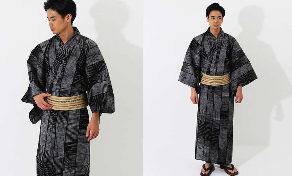 「NEWSに恋して」アプリの撮影へHATAORIより浴衣提供anmy-088-小山慶一郎