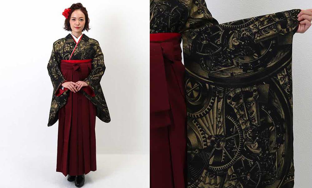 卒業式袴レンタル | エッジーなスタイル 卒業式袴 | GEAR