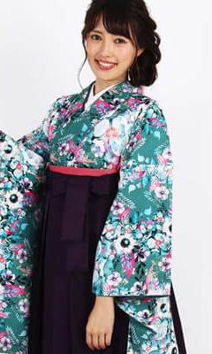 おすすめ卒業式袴レンタル | 【HAO】花とパール