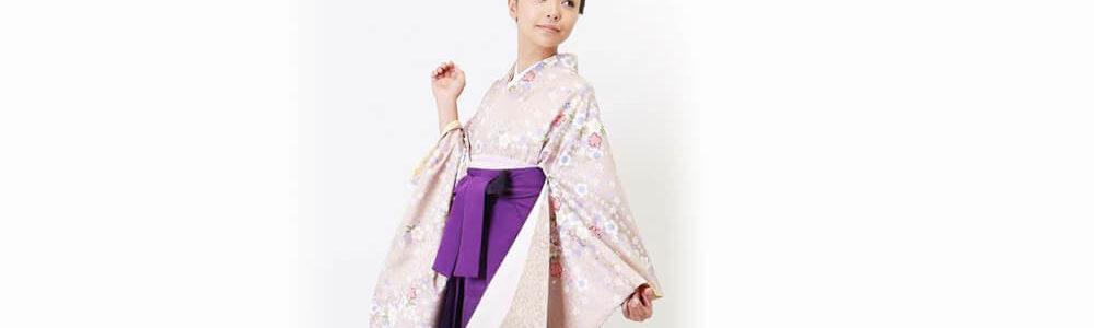 おすすめ卒業式袴レンタル | 霞藤 四季花舞