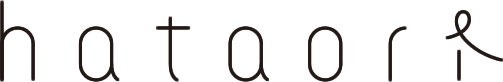 hataoriロゴ